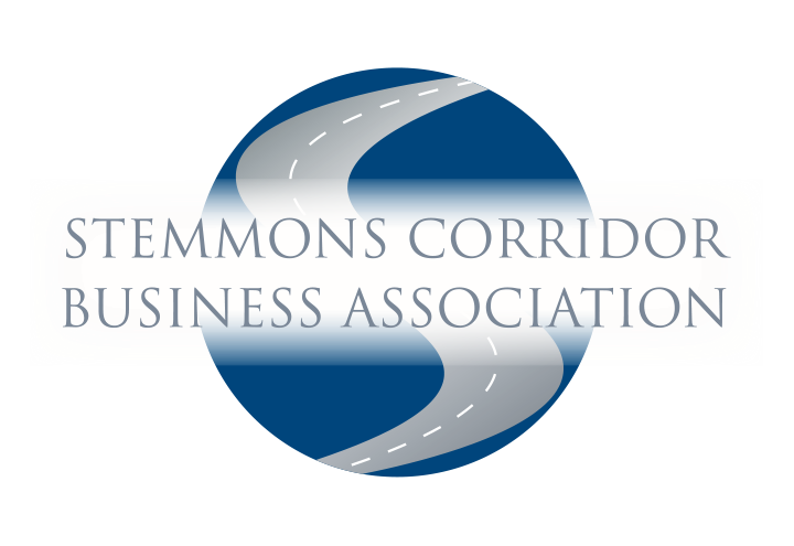 Stemmons Corridor Business Association logo