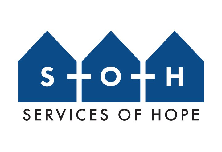 Services of Hope logo