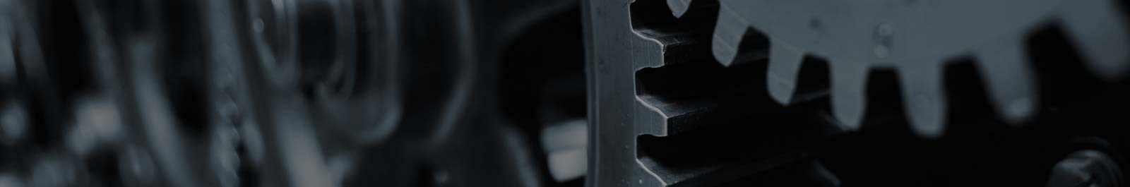 Header image - closeup of gears from a bank safe