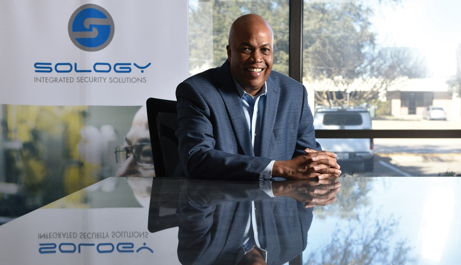 Photo of Ed Christmas, Founder, Managing Principal, Sology Solutions